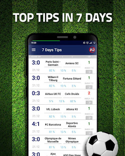 Football Predictions Free Betting Tips All Today v3.4 screenshots 3