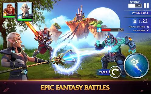 Forged Fantasy v1.7.7 screenshots 19