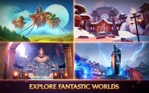 Forged Fantasy v1.7.7 screenshots 4