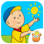 Free Download A Day with Caillou  APK