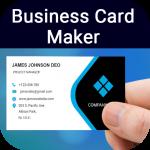 Free Download Business Card Maker Free Visiting Card Maker photo 9.0 APK