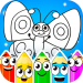 Free Download Coloring games : coloring book 1.3.9 APK
