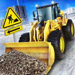 Free Download Construction Site Truck Driver 1.3 APK