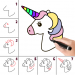 Free Download Easy Drawing: How to draw Step by Step 3.0.23 APK