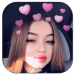 Free Download Heart Crown – Free cute & funny motion sticker 2.2 APK