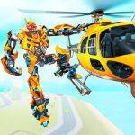Free Download Helicopter Robot Car Transform 1.0.18 APK