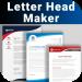 Free Download Letterhead Maker Business letter pad template Logo 2.0 APK