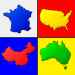 Free Download Maps of All Countries in the World: Geography Quiz 3.1.0 APK