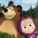 Free Download Masha and the Bear. Educational Games 6.6 APK