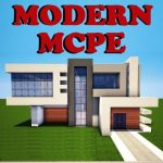 Free Download Modern Houses for Minecraft  ★ 1.6.0 APK