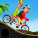 Free Download Motu Patlu Cycling Adventure 1.1.2 APK