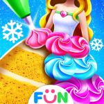 Free Download Princess Cake Bakery- Frost Cakes Baking Salon 1.8 APK