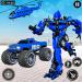 Free Download US Police Monster Truck Robot 4.1 APK