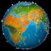 Free Download world map atlas 2021 2.9.12 APK