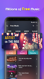 Free Music – Music Player MP3 Player v screenshots 2