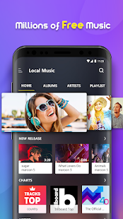 Free Music – Music Player MP3 Player v screenshots 9