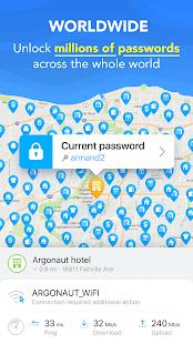 Free WiFi Passwords Offline maps amp VPN. WiFi Map v5.4.17 screenshots 6