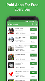 FreeAppsNow – Paid Apps Free – Apps Gone Free v1.4.7 screenshots 1