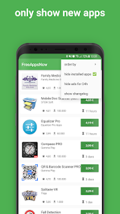 FreeAppsNow – Paid Apps Free – Apps Gone Free v1.4.7 screenshots 2