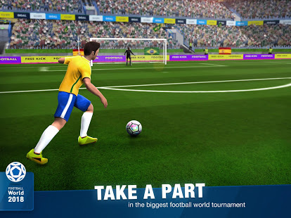 FreeKick Soccer 2021 v2.1.8 screenshots 15