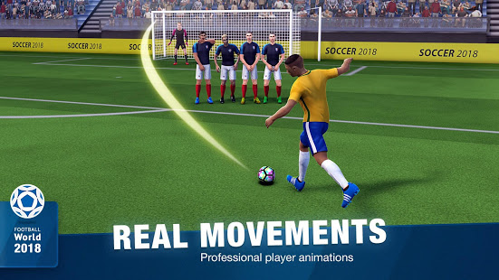 FreeKick Soccer 2021 v2.1.8 screenshots 4