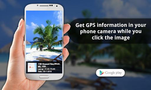 GPS Camera Photo With Location v1.26 screenshots 2