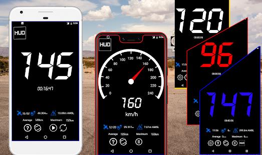 GPS Speedometer Odometer Trip meter GPS speed v1.2.0 screenshots 1