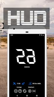 GPS Speedometer Odometer Trip meter GPS speed v1.2.0 screenshots 5