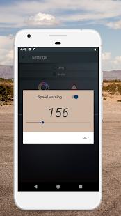 GPS Speedometer Odometer Trip meter GPS speed v1.2.0 screenshots 6
