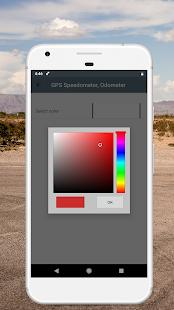 GPS Speedometer Odometer Trip meter GPS speed v1.2.0 screenshots 7