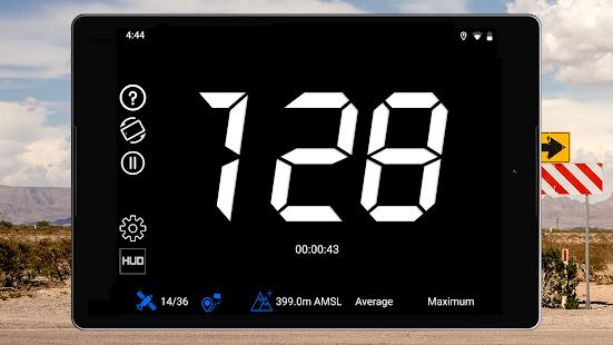 GPS Speedometer Odometer Trip meter GPS speed v1.2.0 screenshots 8