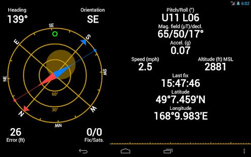 GPS Status amp Toolbox v9.2.194 screenshots 10