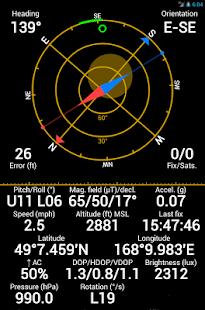 GPS Status amp Toolbox v9.2.194 screenshots 9