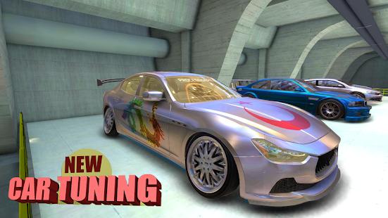 GT Drift Simulator v1.7 screenshots 1