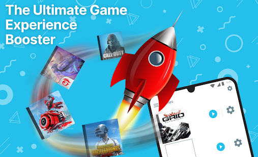 Gaming Mode – The Ultimate Game Experience Booster v1.8.3 screenshots 1
