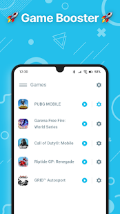 Gaming Mode – The Ultimate Game Experience Booster v1.8.3 screenshots 2