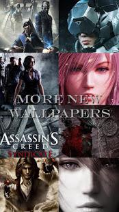 Gaming Wallpaper v1.2 screenshots 1