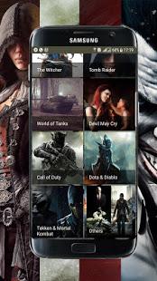 Gaming Wallpaper v1.2 screenshots 6