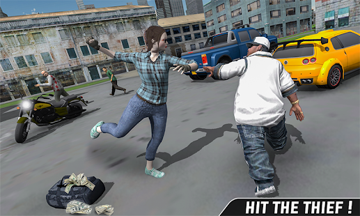 Gangster City – Immortal Mafias v1.0.2 screenshots 1