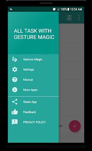 Gesture Magic v08.01.2019 screenshots 4