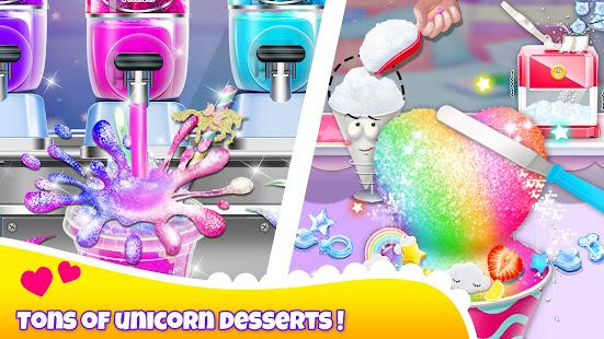 Girl Games Unicorn Cooking Games for Girls Kids v6.7 screenshots 3