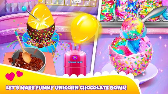 Girl Games Unicorn Cooking Games for Girls Kids v6.7 screenshots 4