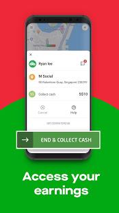 Gojek Driver Singapore v1.11.1 screenshots 4