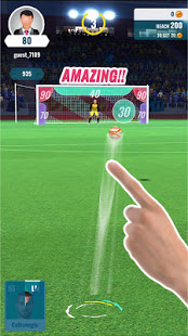 Golden Boot – free kick soccer game v2.1.6 screenshots 13