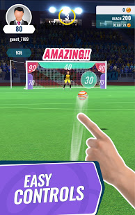 Golden Boot – free kick soccer game v2.1.6 screenshots 8