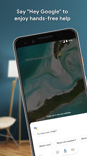 Google Assistant v0.1.187945513 screenshots 1