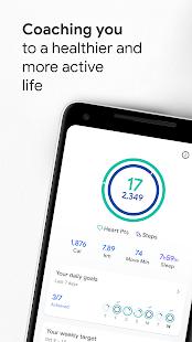 Google Fit Activity Tracking v2.58.13-132 screenshots 1