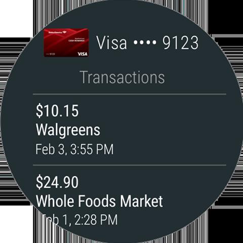 Google Pay v2.130.370156226 screenshots 5