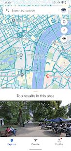 Google Street View v2.0.0.380684178 screenshots 1