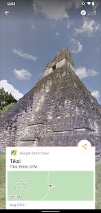 Google Street View v2.0.0.380684178 screenshots 2